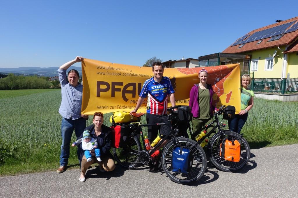 Abschiedskomitee des PFAU-Vereins