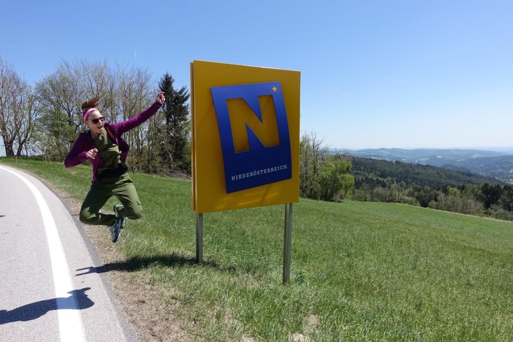 Juhuu, endlich Niederösterreich