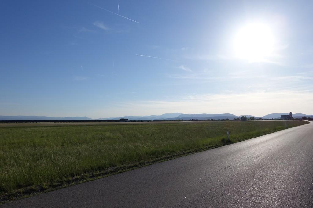 Unendliche Weiten in Niederösterreich