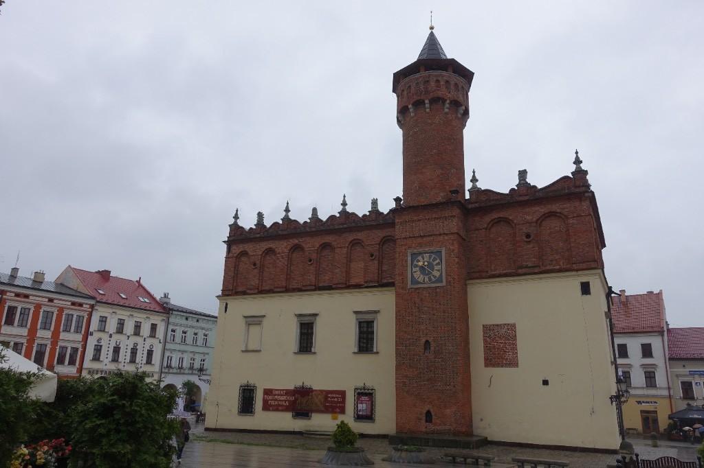 Hauptplatz von Tarnow