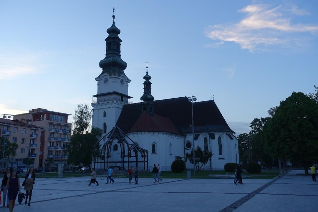 Kirche in Zvolen