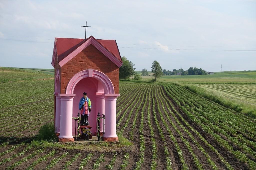 Coole Farbe für eine kleine Kapelle