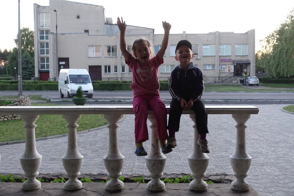 zwei der drei Frechdachse :-)
