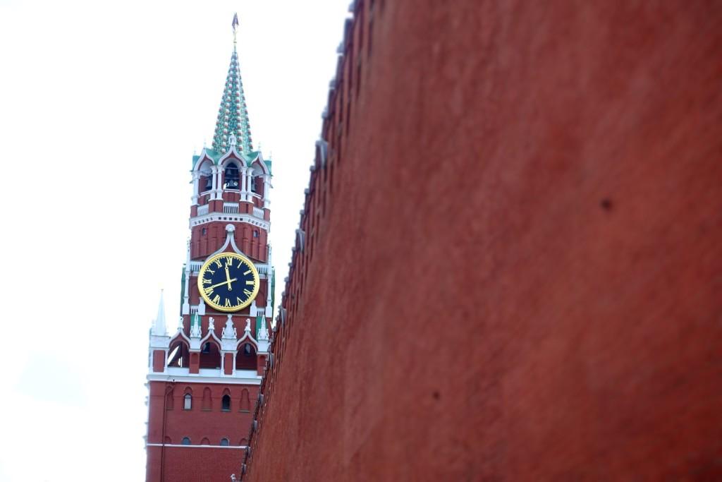 Auch im Kreml waren wir...