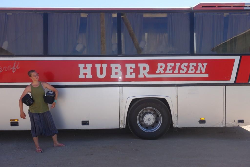 Wir reisten in Kasachstan miiiiit: Huber Reisen - oh yeah!