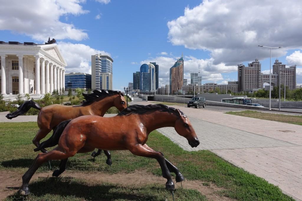 Pferde sind hier ganz wichtig ;-)