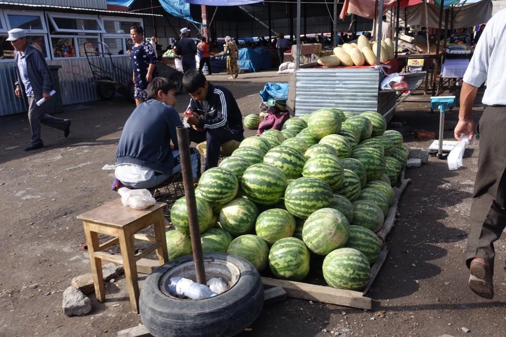 ..., Melonen...