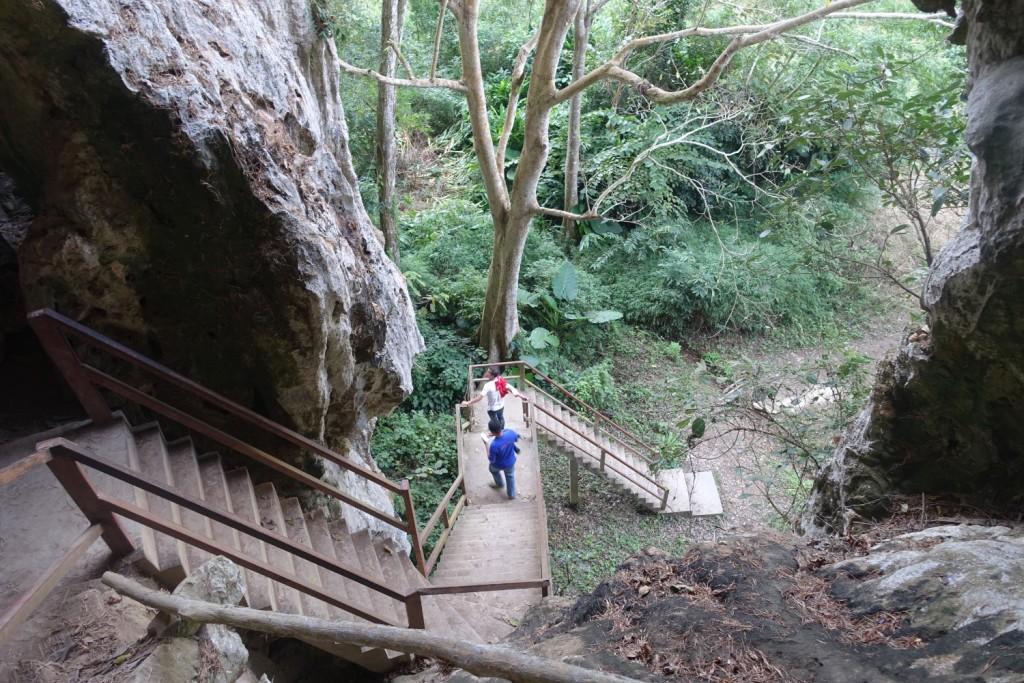 daaaangerous steps