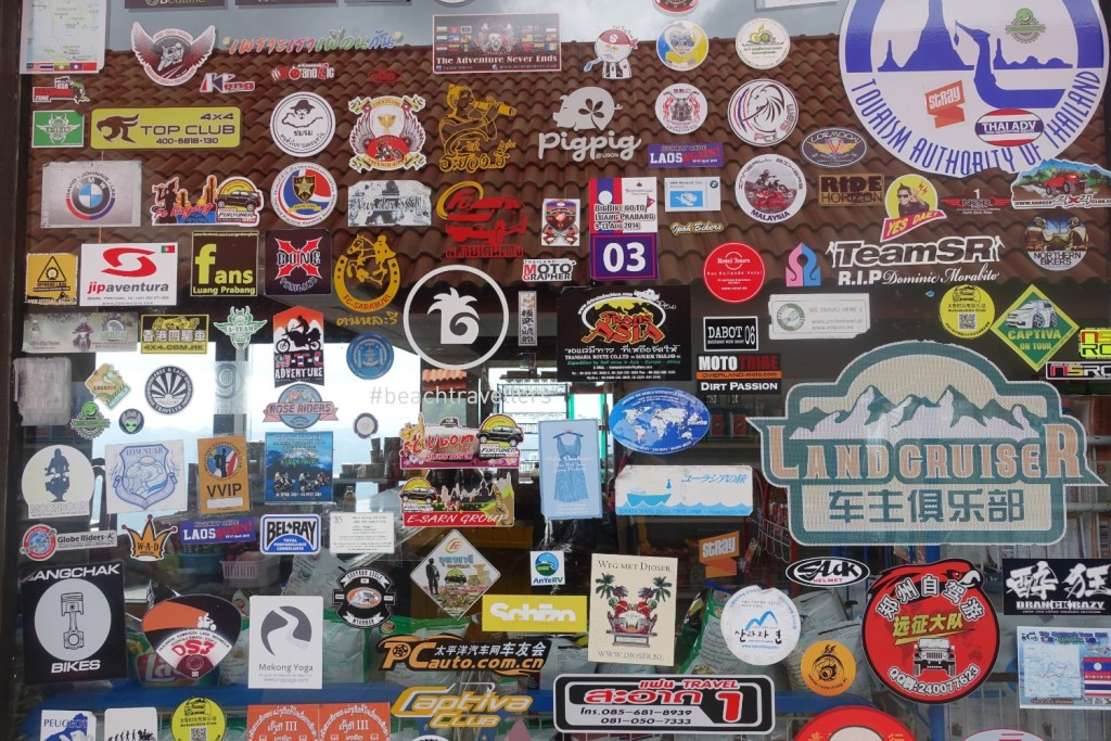 Can you find the greatest sticker of all?  ;-)