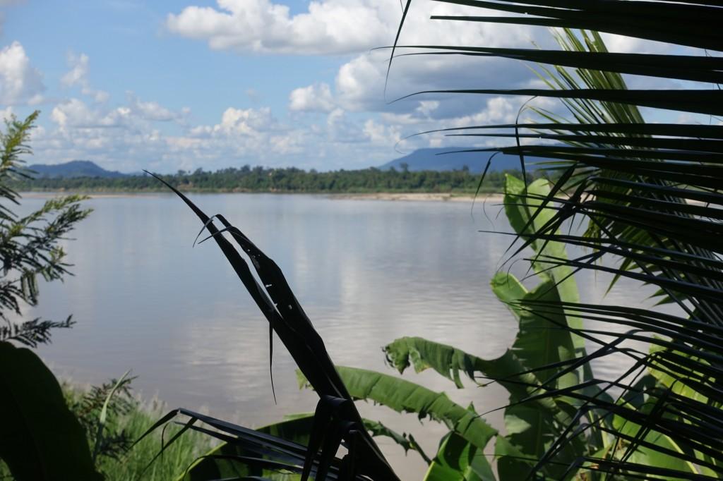immer den Mekong entlang
