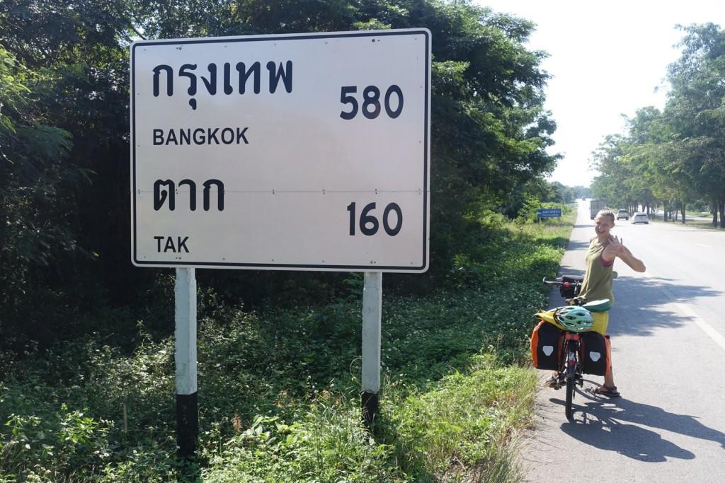 Oh, jetzt ist es offiziell: wir sind auf dem Weg nach Bangkok! :-)