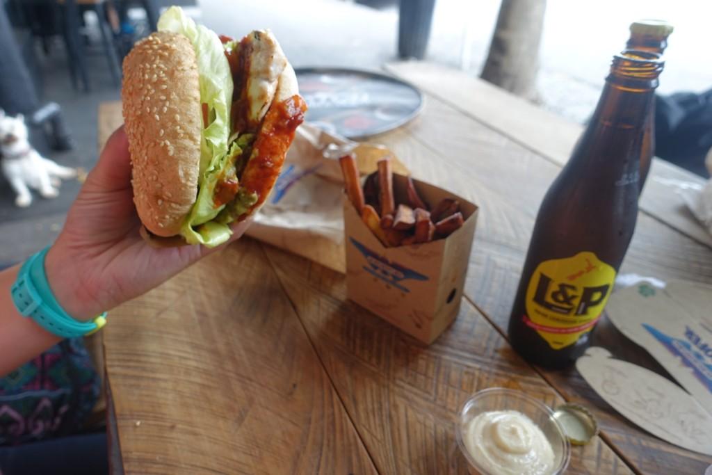 mmmmh, BurgerFuel