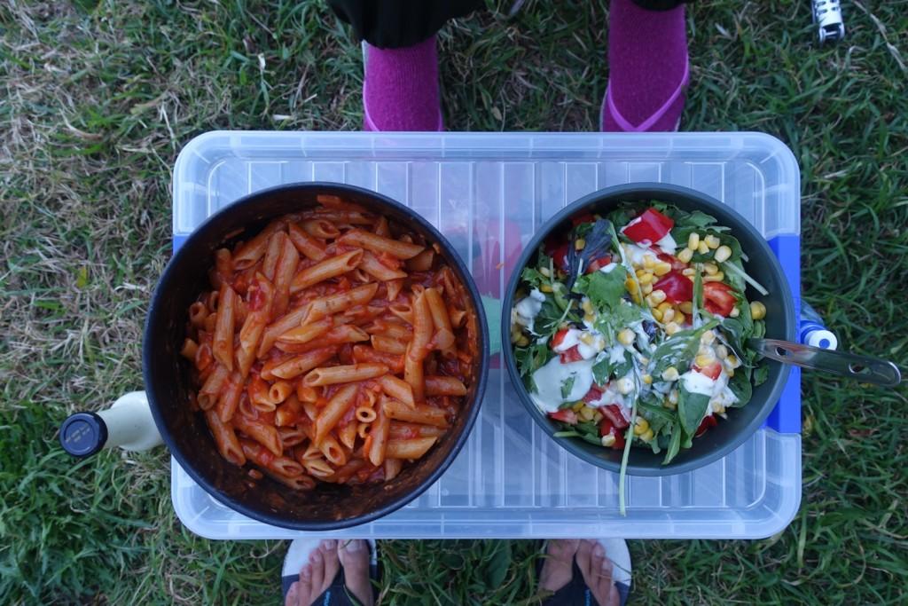 klassisches Abendmahl