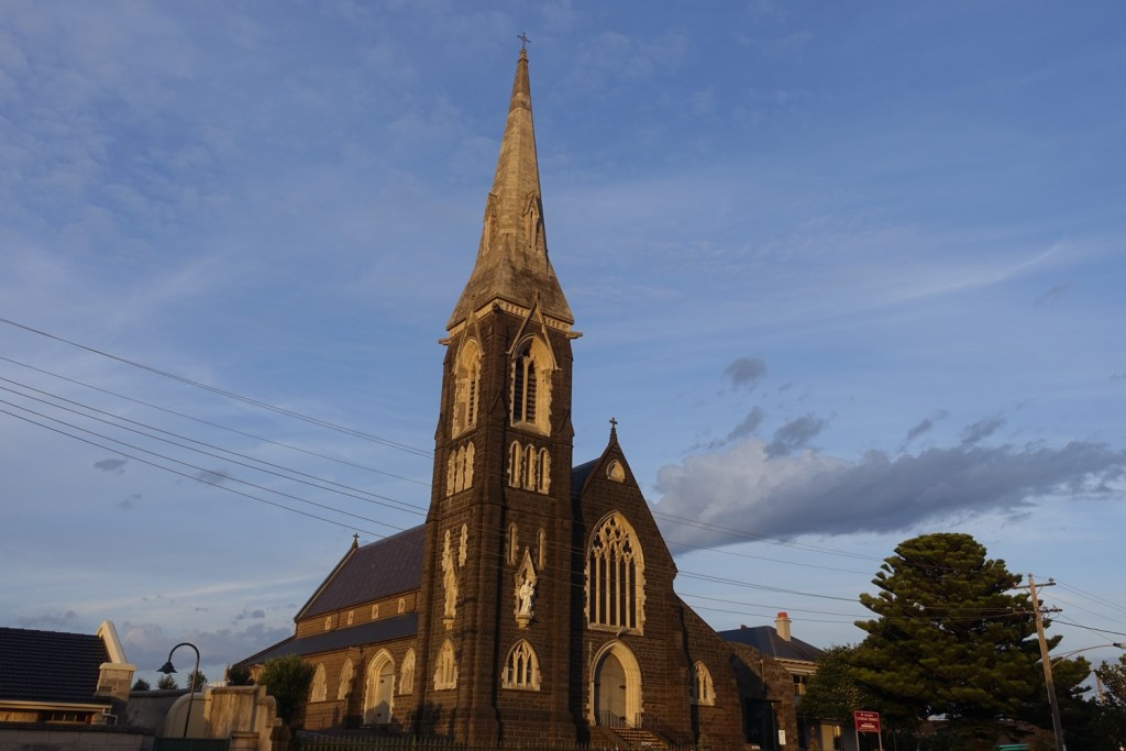 a church in Warrnambool