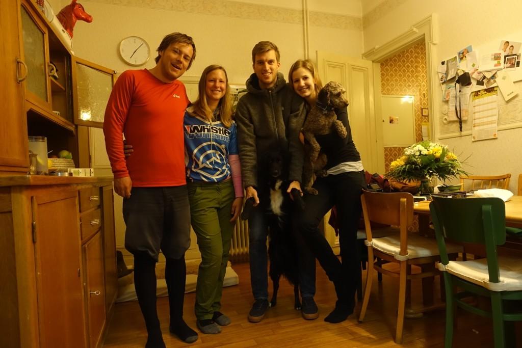 mit Felix und Vera