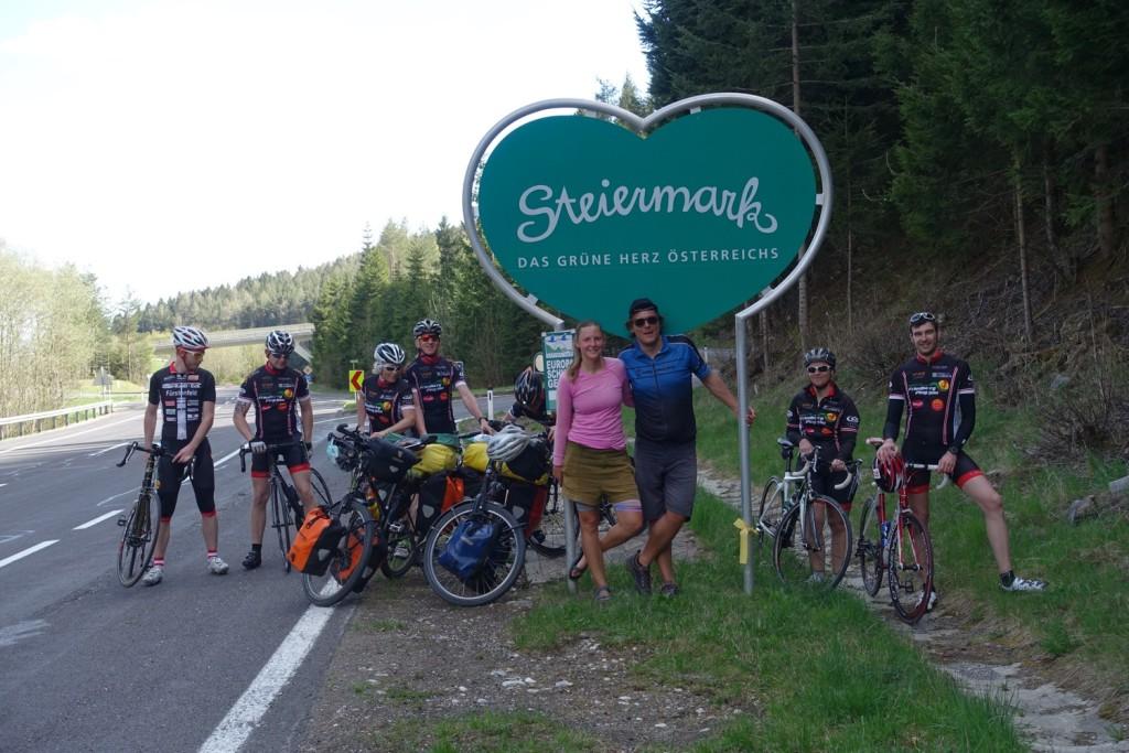 endlich wieder in der Steiermark ;-)